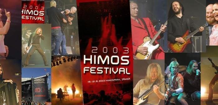 Himos Juhannus 2003