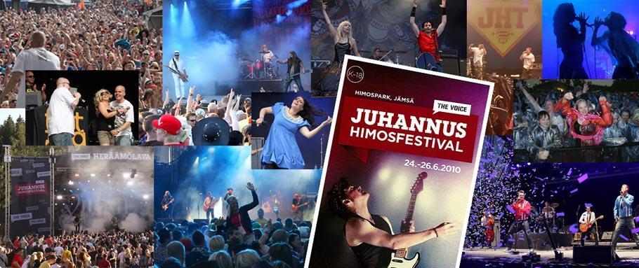 Himos Juhannus 2010
